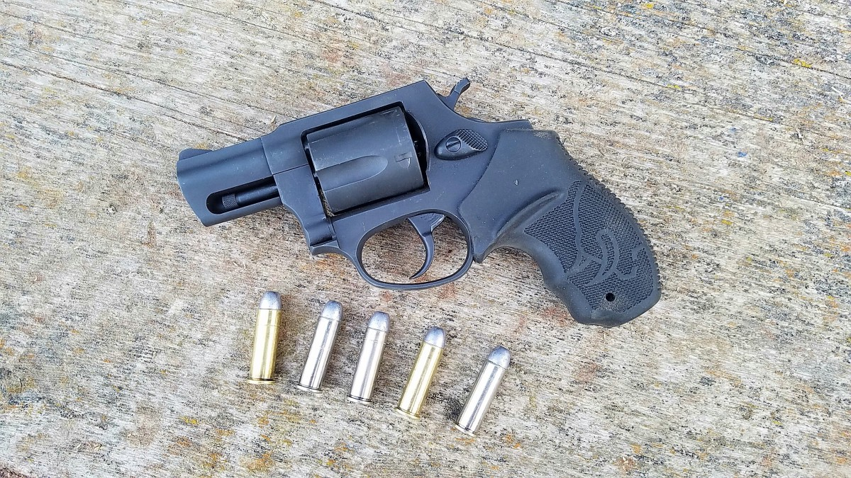 Taurus Model 85 38 Special: Self-Defense On A Budget