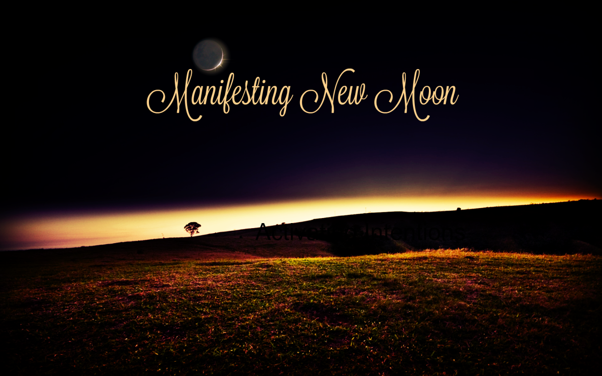 4 Fun New Moon Manifestation Ritual Ideas
