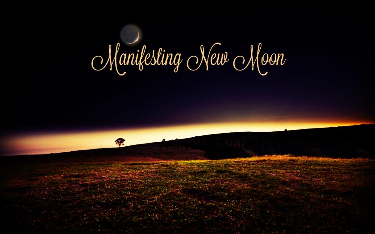 Four New Moon Manifestation Rituals