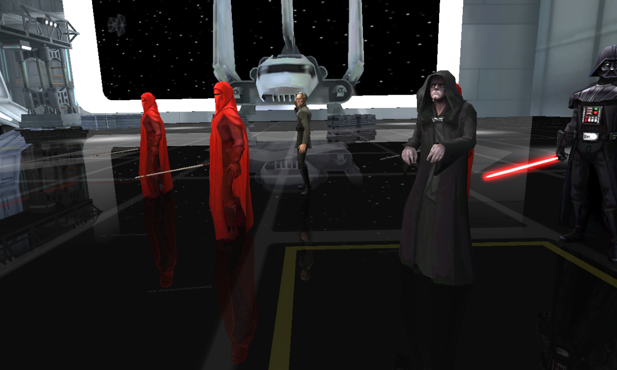 Star Wars Galaxy of Heroes: Places of Power Assault Battles Tips
