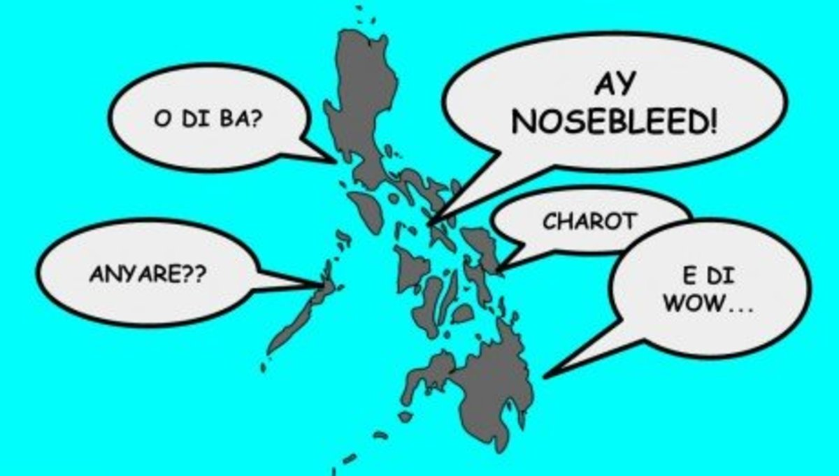 More Than 20 Tagalog Slang Words for Everyday Use | Owlcation