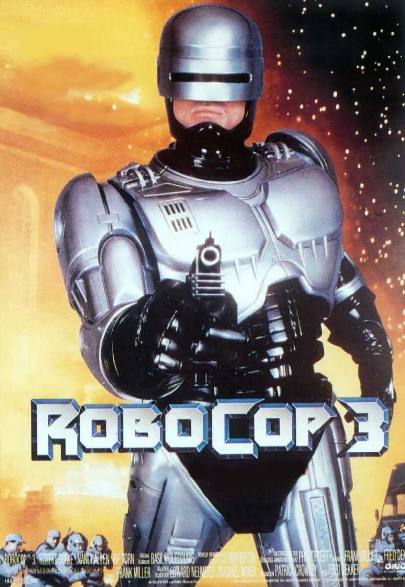 Should I Watch..? 'RoboCop 3'