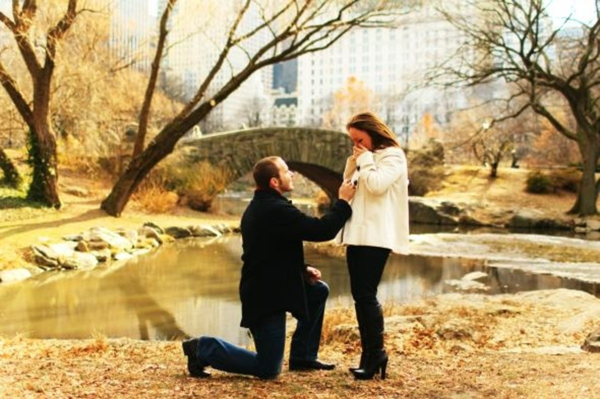 8 Things to Discuss Before You Propose