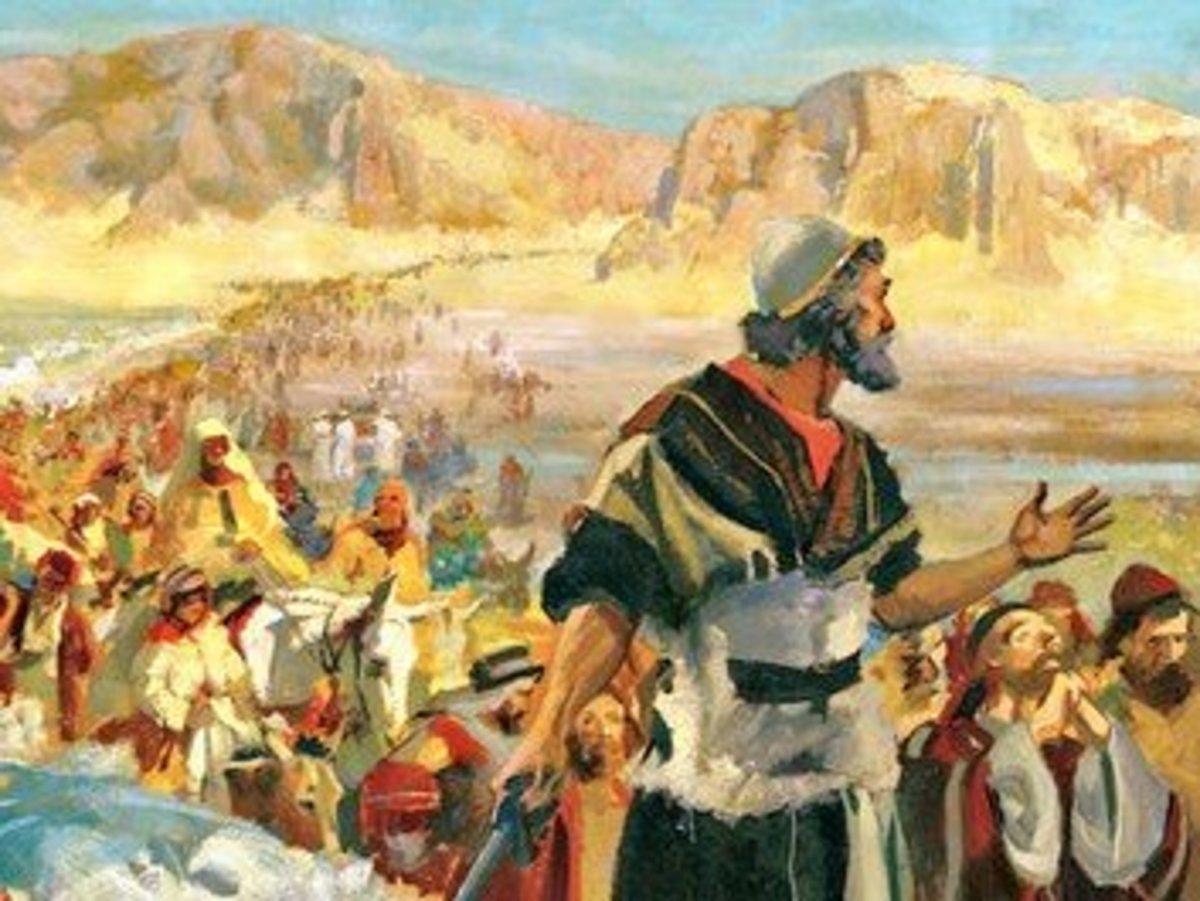 joshua-and-the-characteristics-of-jewish-leadership
