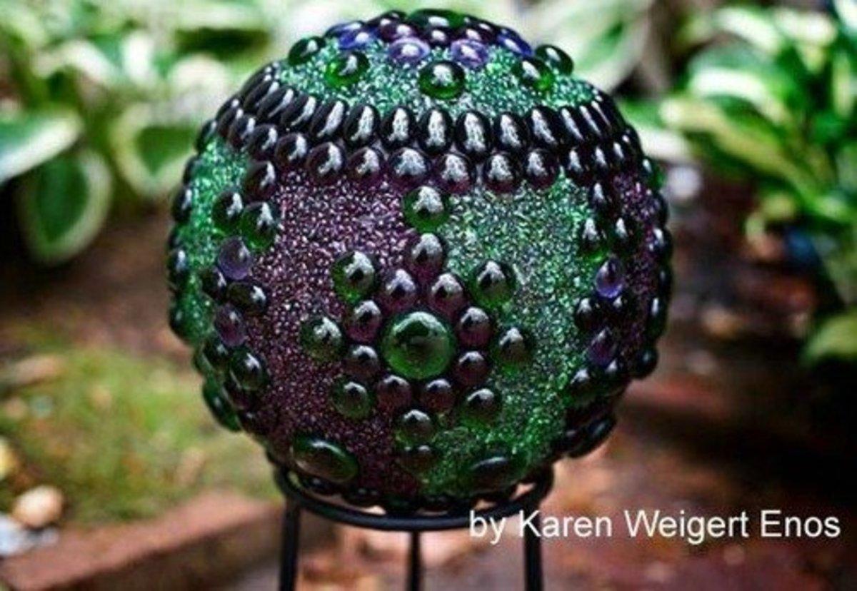 46 Gorgeous Glass Gems Craft Ideas