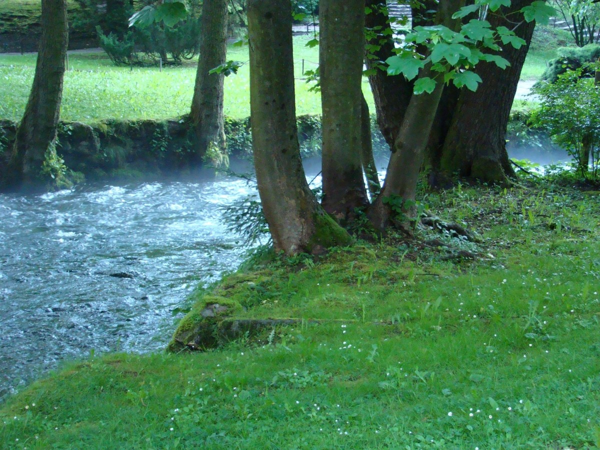 Come rest with Me by the river...lovely is our trysting place.