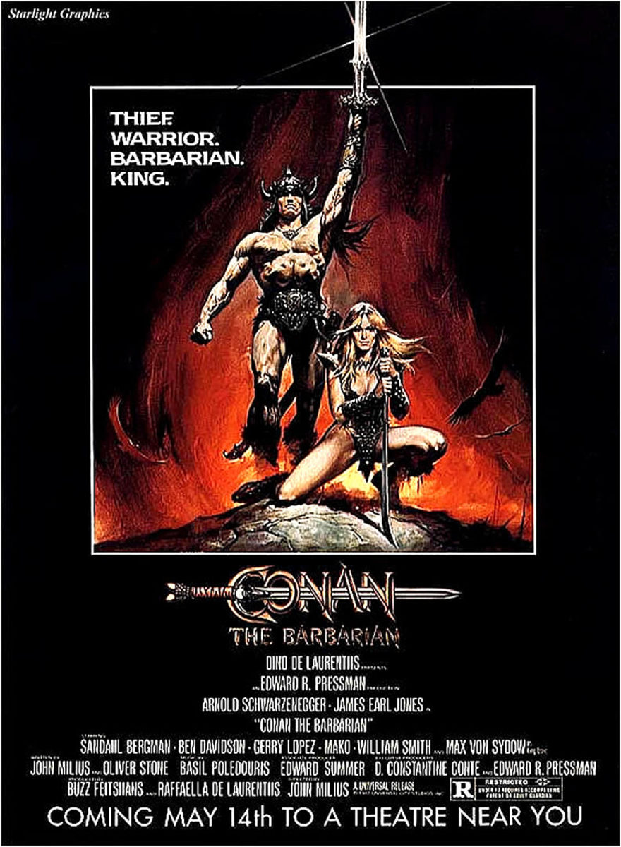 Should I Watch Conan The Barbarian 1982 Reelrundown Entertainment