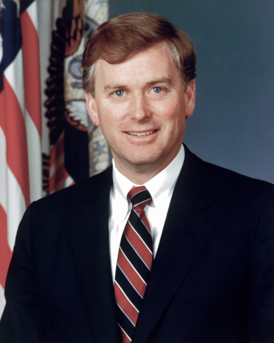 Former Vice President Dan Quayle – A Mini Biography