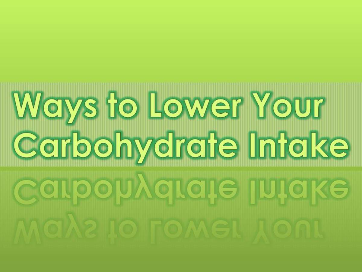 How to Reduce Your Carbohydrates for Weight Loss