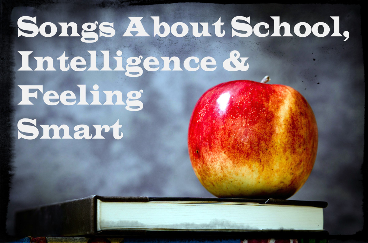 40 Songs About School, Intelligence, and Feeling Smart