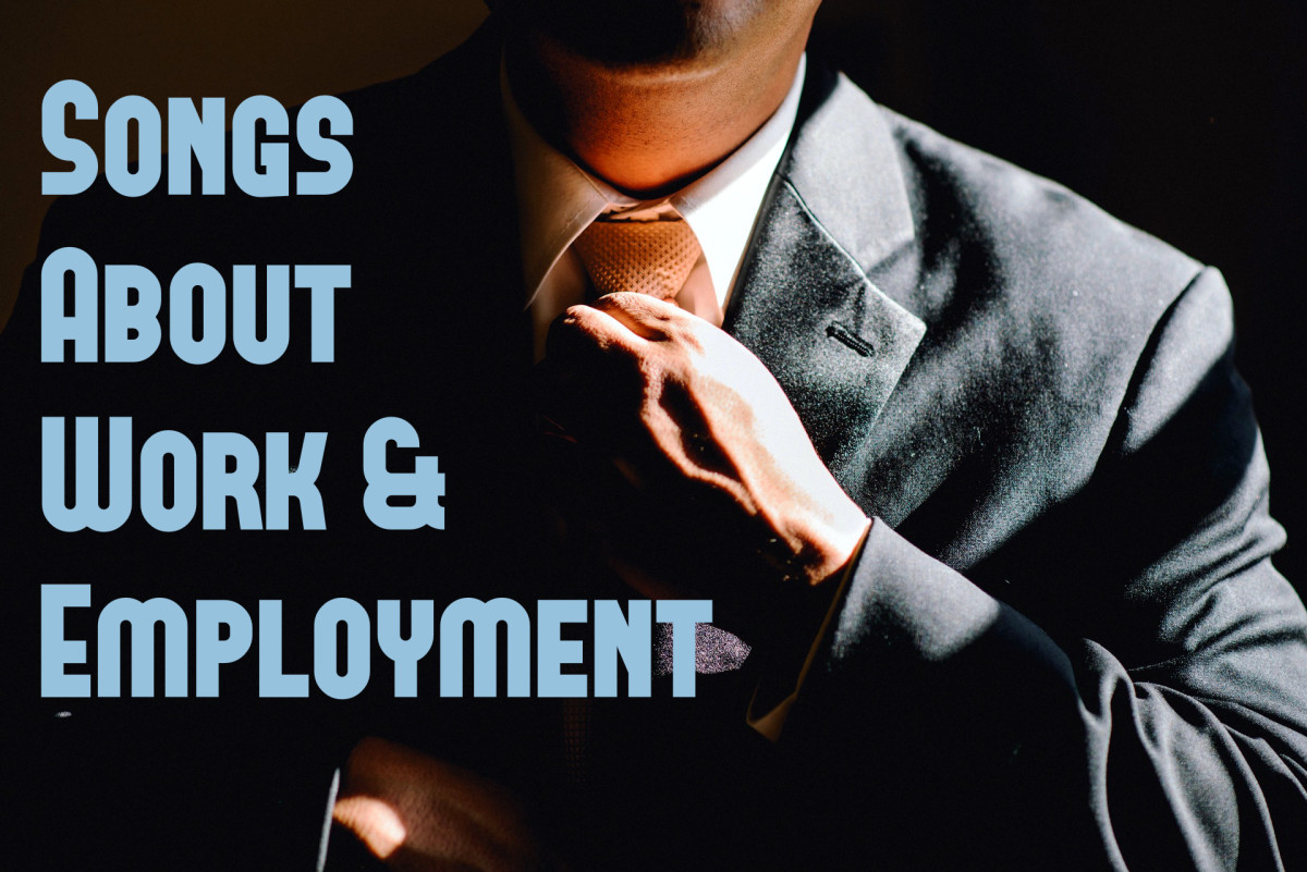 54 Pop, Rock and Country Songs About Working, Jobs, and Employment
