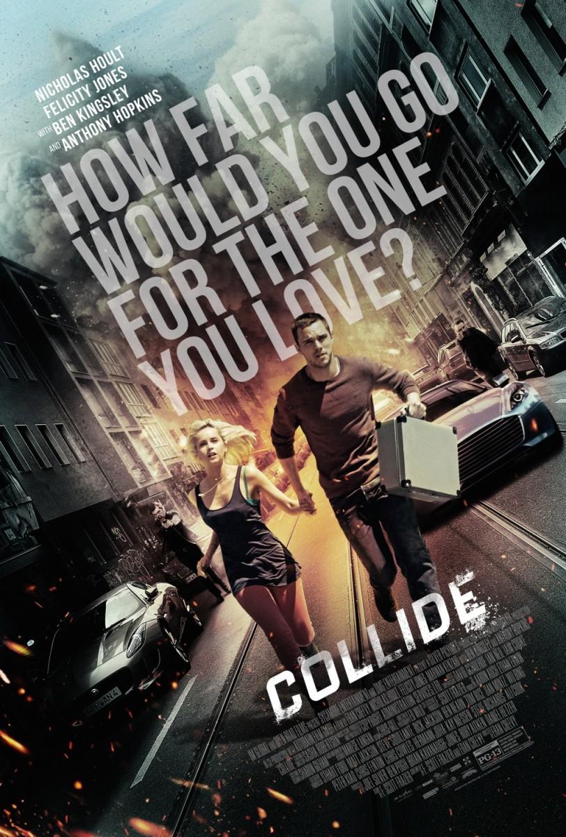 """""""Collide"""": Movie Review"""