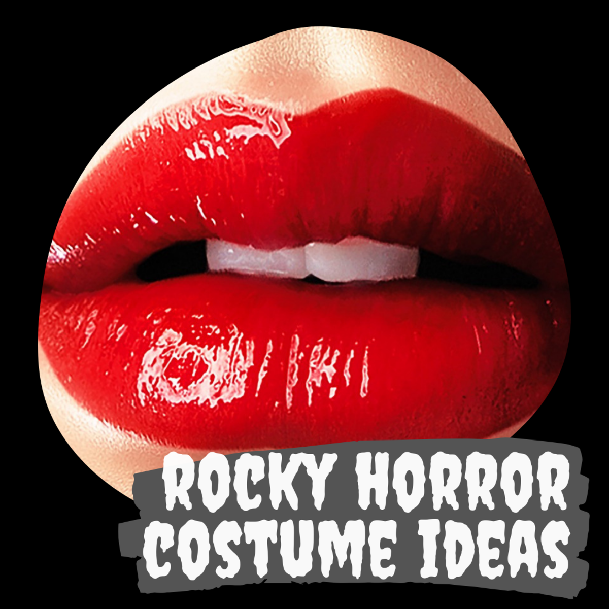 Rocky Horror Picture Show Mens Casting Throne Sweater