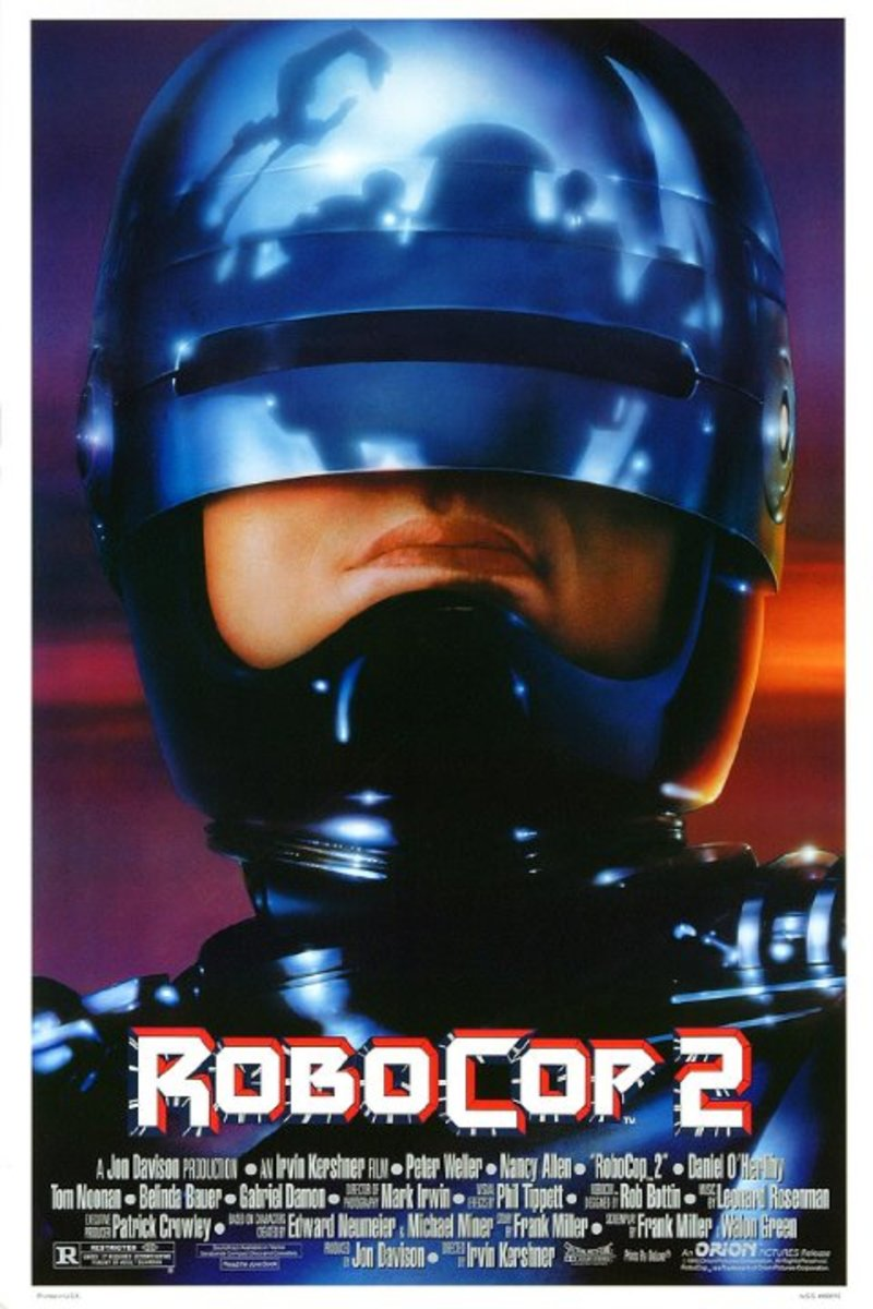 Should I Watch..? 'RoboCop 2'
