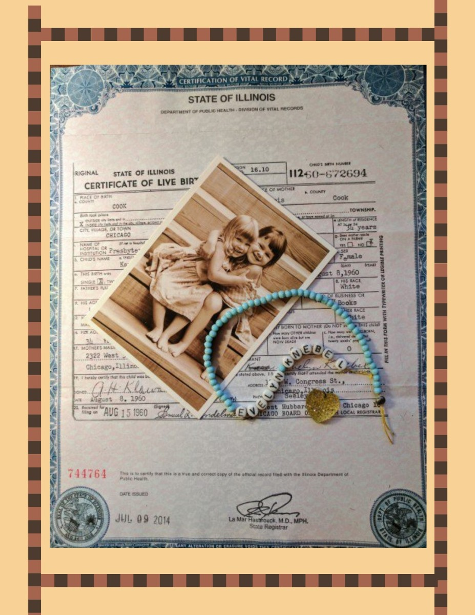 How to Collect Birth Certificates for Your Genealogical Family Tree Book