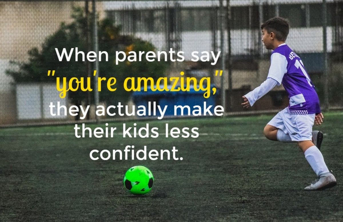 "12 Ways for Parents to Praise a Child Other Than ""You're Amazing"""