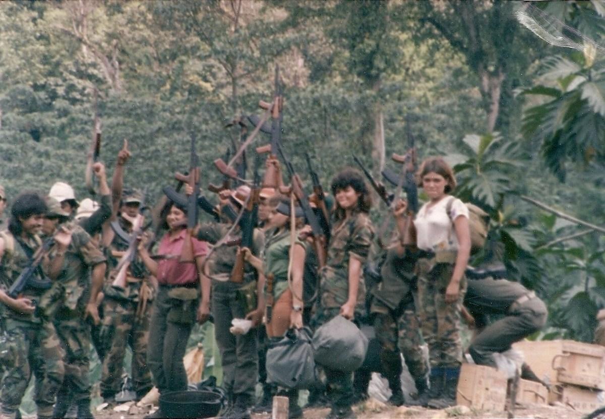 Nicaraguan Contra Rebels