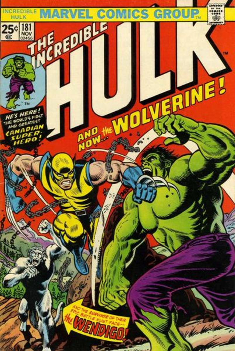 The Incredible Hulk #181 (The One That Got Away)