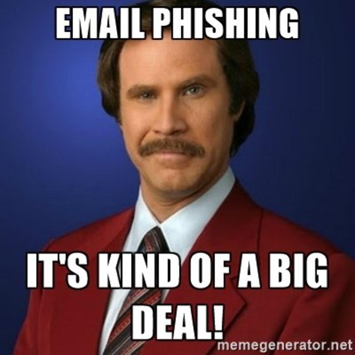 Scam Emails Phishing Turbofuture