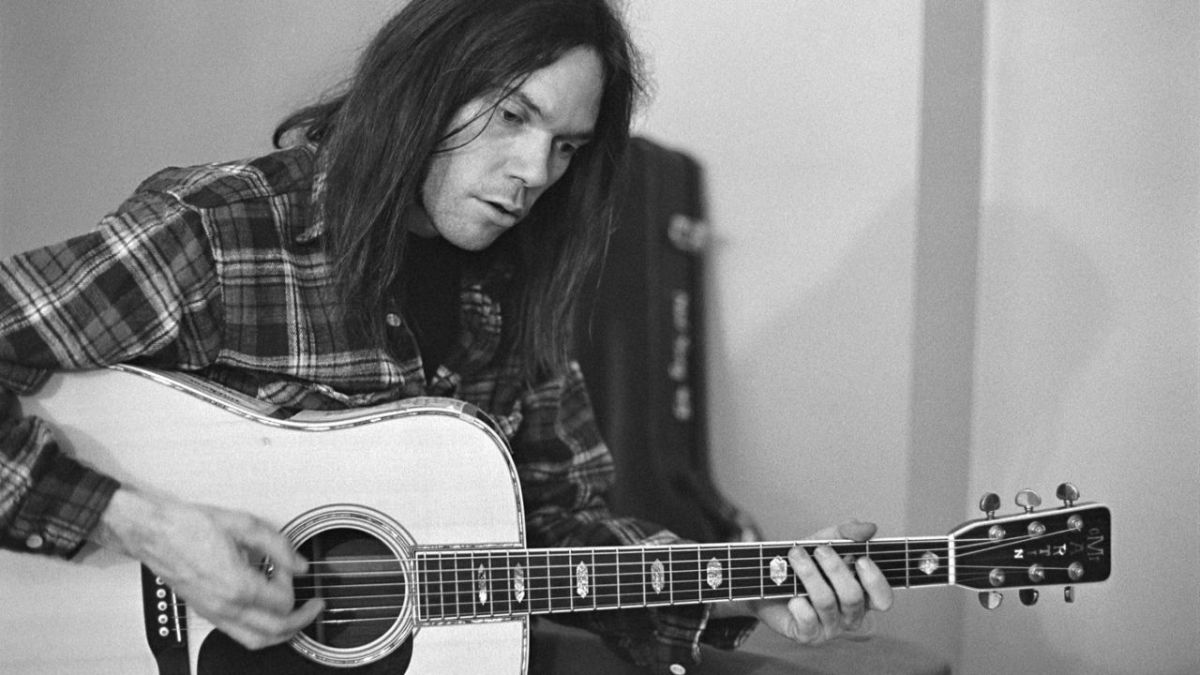 Songs as Poetry: Neil Young's