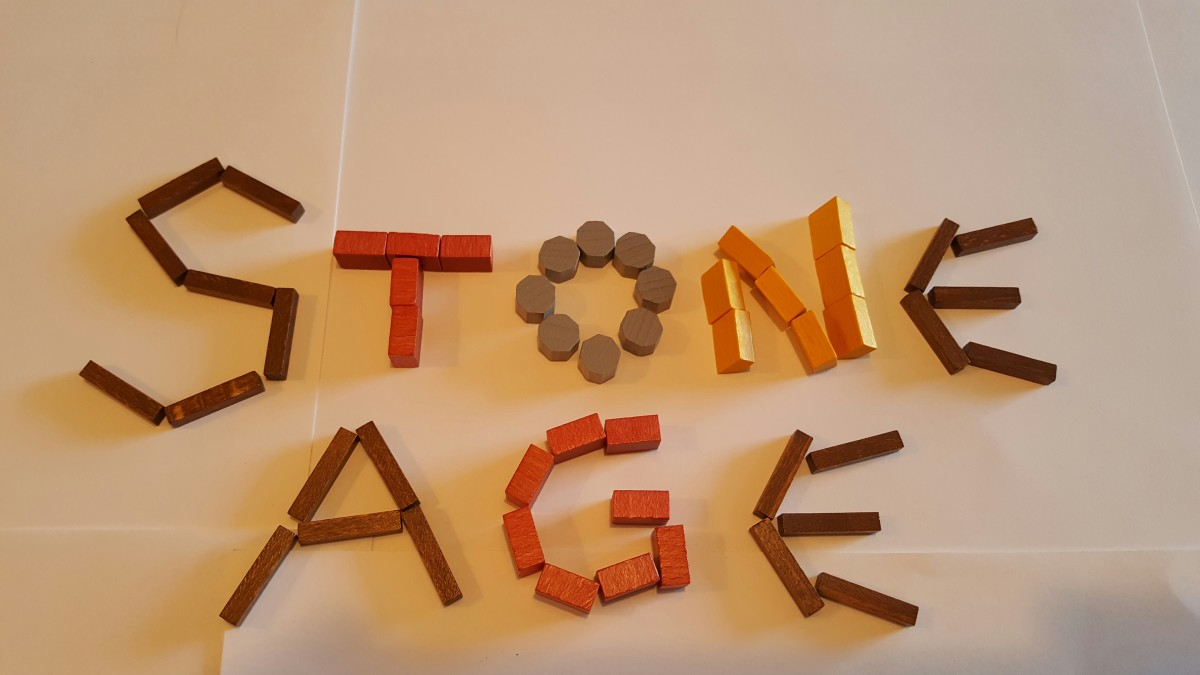 Stone Age by ZMan Games