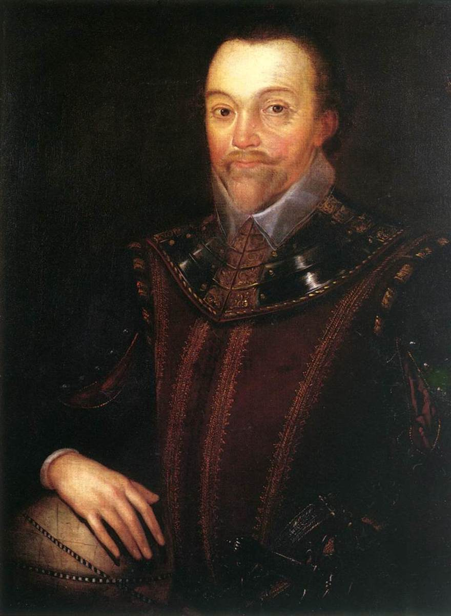Oscar Hartzell and the Francis Drake Fortune Swindle
