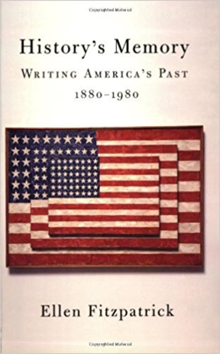 """History's Memory: Writing America's Past, 1880-1980."""