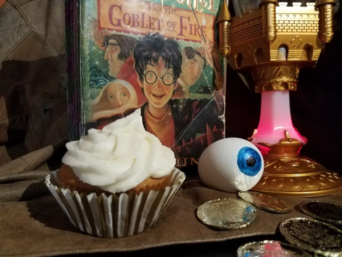 Harry Potter and the Goblet of Fire Discussion and Recipe