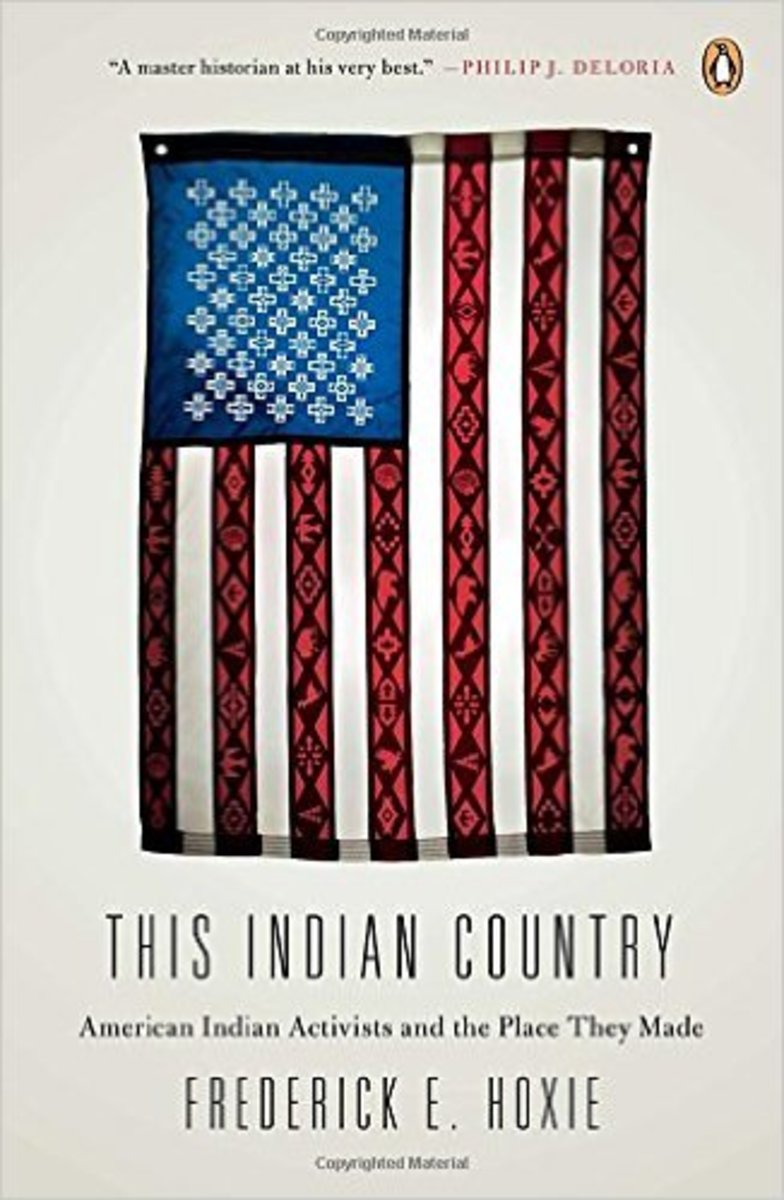 """This Indian Country: American Indian Activists and the Place They Made."""