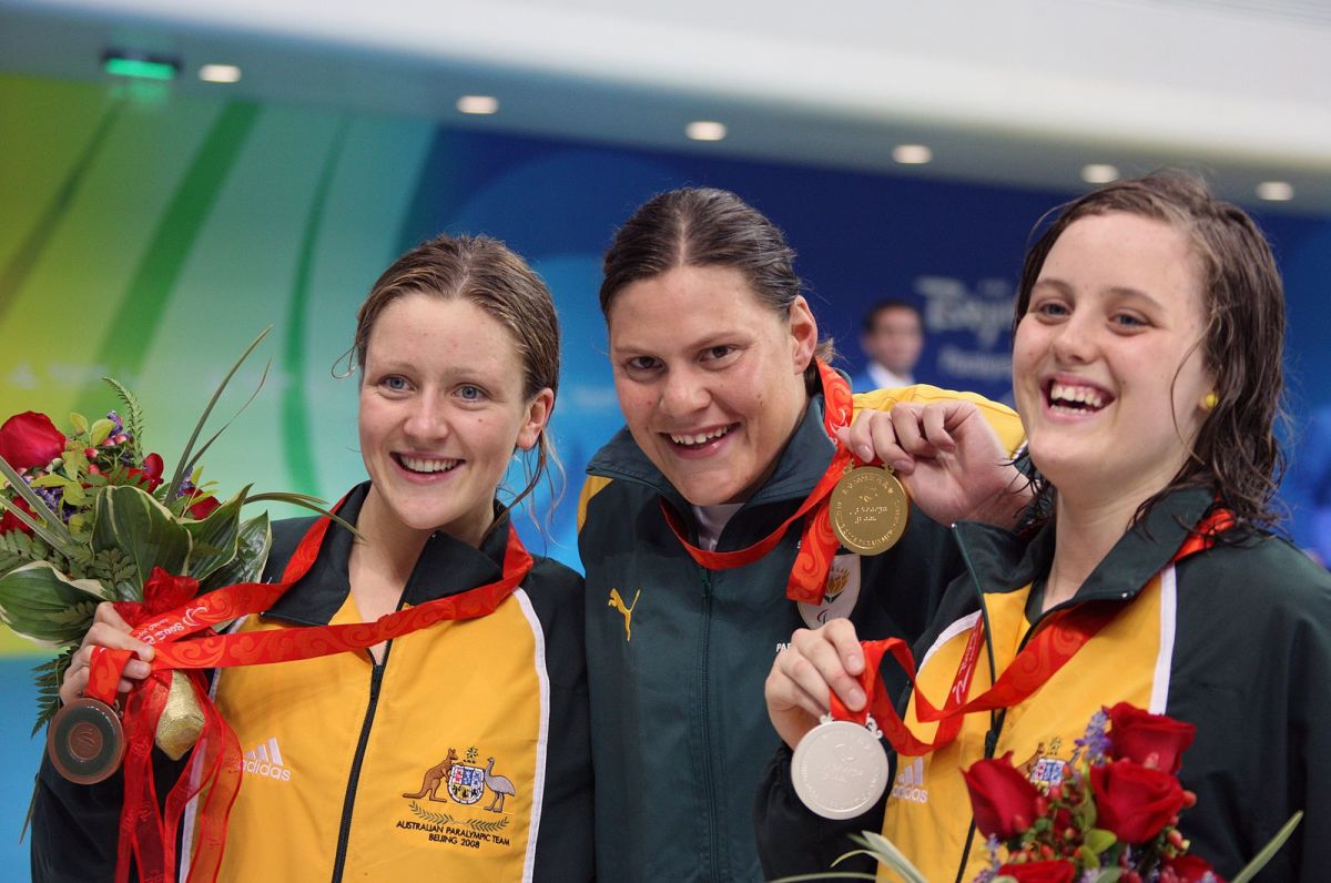 Natalie du Toit: First Disabled Athlete to Swim in the Olympics