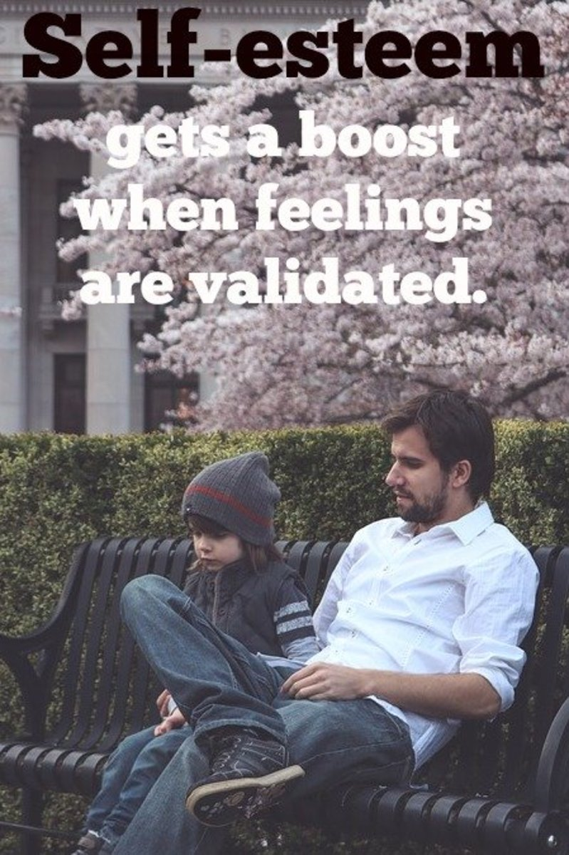 Validating your child's feelings takes time, empathy, and a non-judgmental approach.