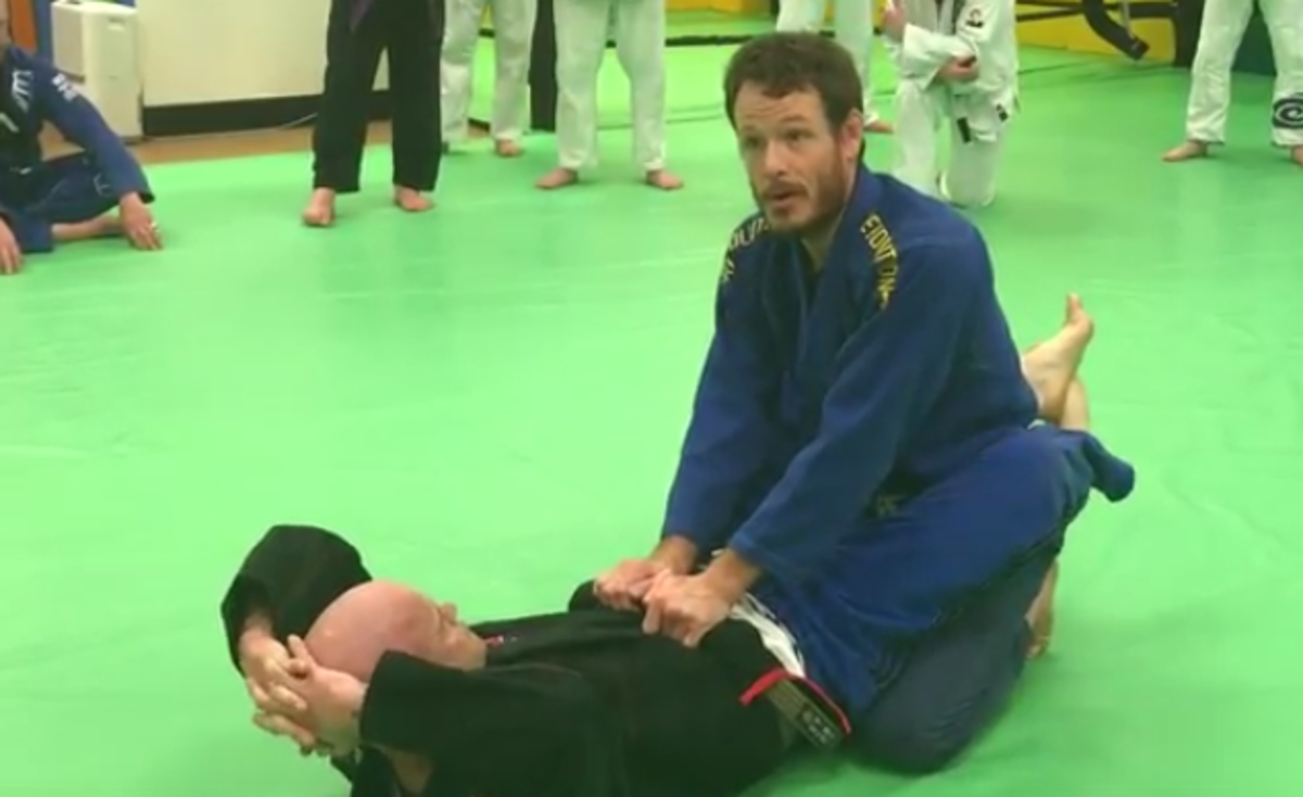 How to Open the Closed Guard in BJJ