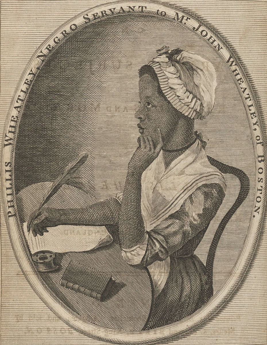 Phillis Wheatley Critical Essays