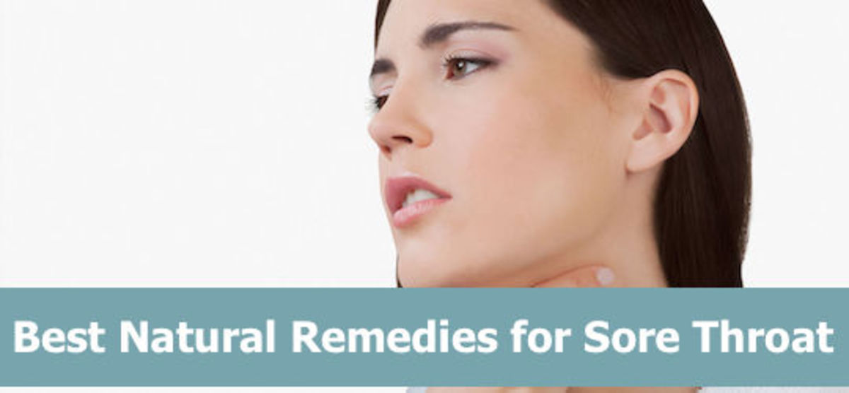 The 8 Best Natural Sore Throat Remedies