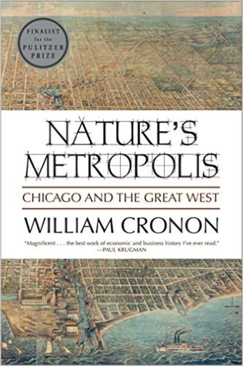 Nature's Metropolis: Chicago and the Great West.