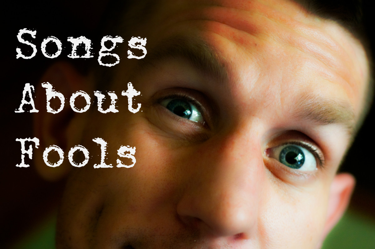58 Songs About Fools