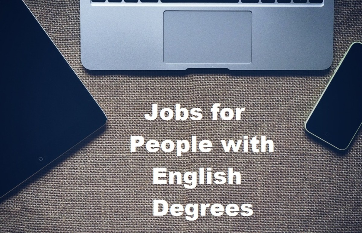 If you have an English degree or a liberal arts degree, there are work from home jobs waiting for you!