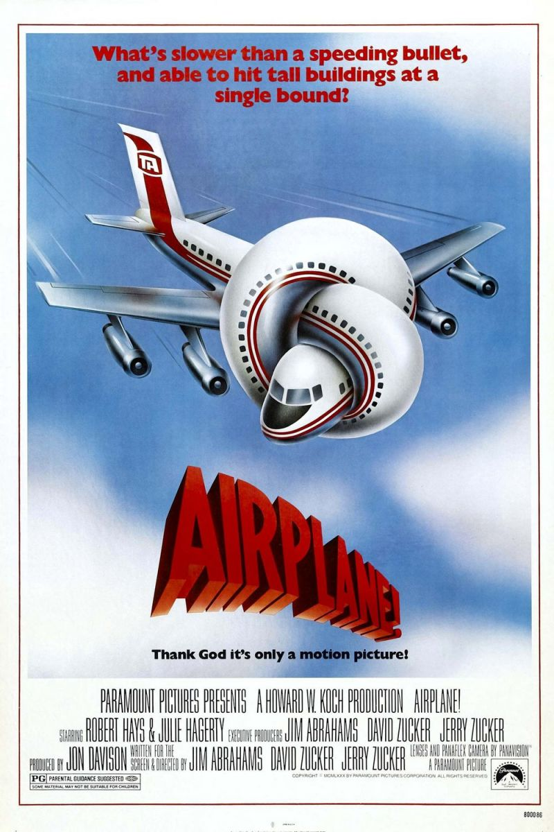 Should I Watch..? 'Airplane!'