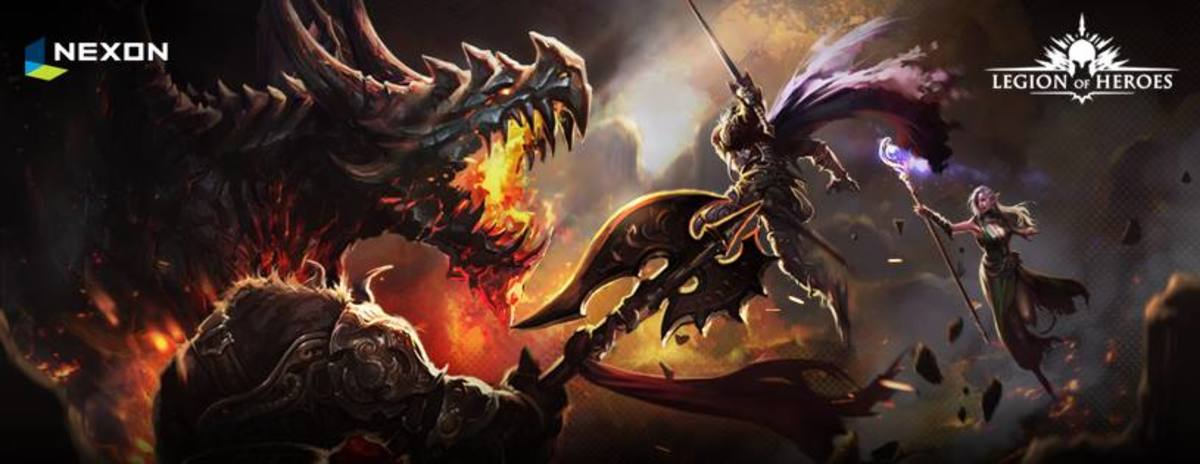 Legion of Heroes Review: MMORPG on Mobile
