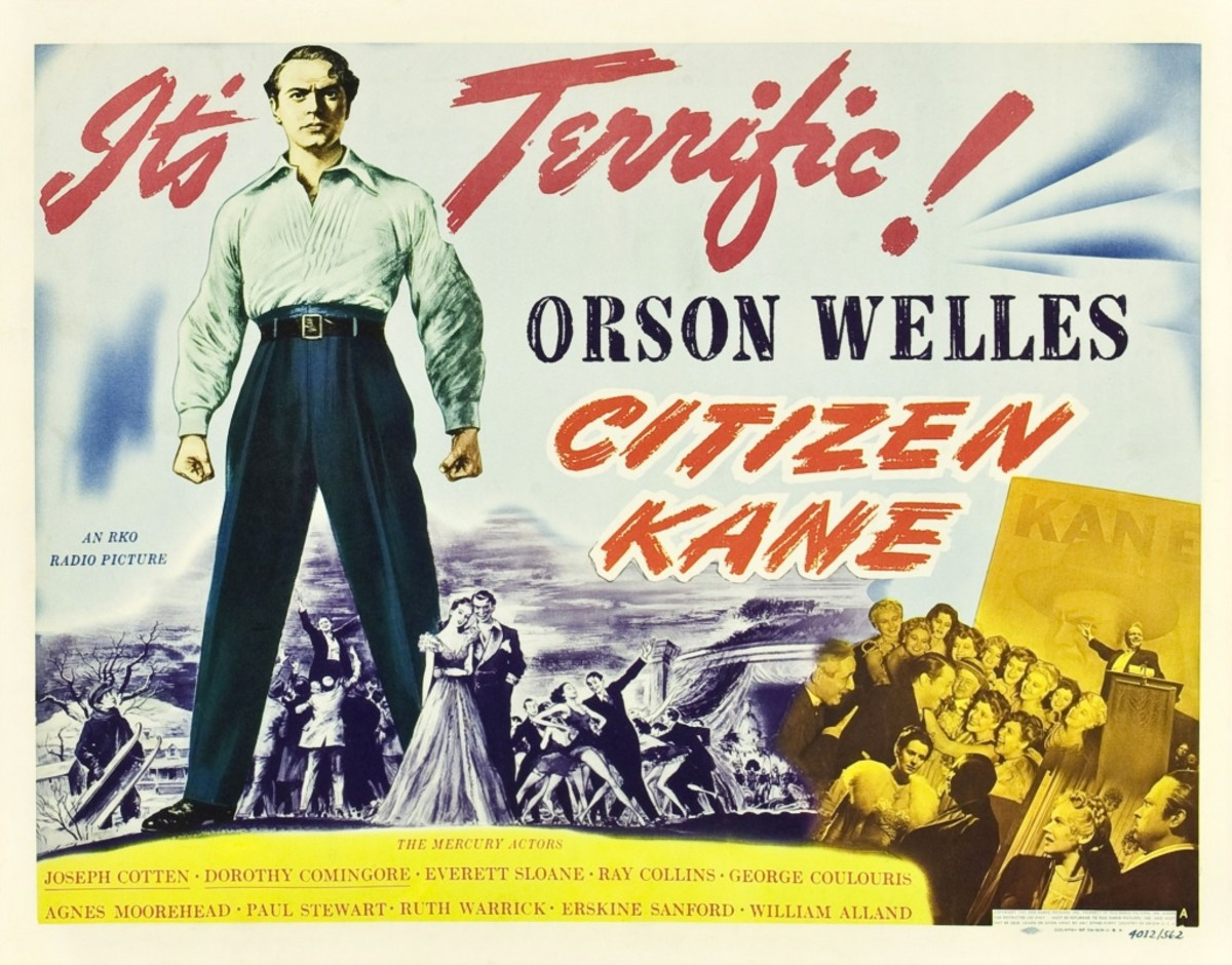 Should I Watch..? Citizen Kane