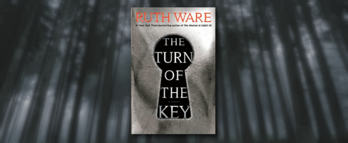 """The Turn of the Key"" is hard to put down and is well worth the read."