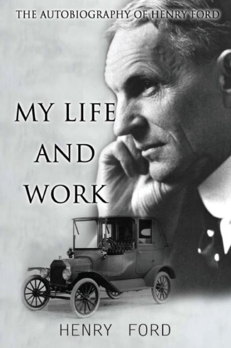 """""""My Life and Work"""" by Henry Ford"""
