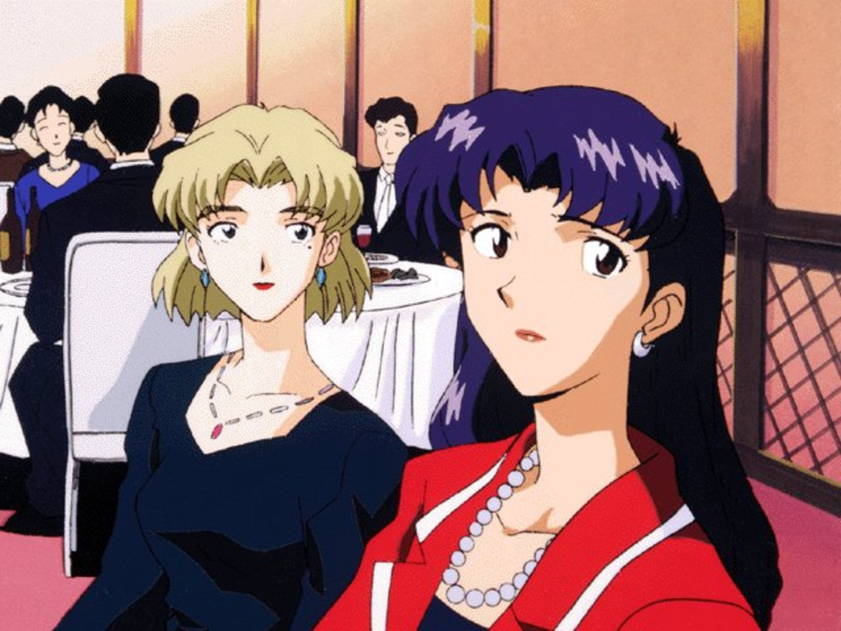 Character Discussion: Misato and Ritsuko