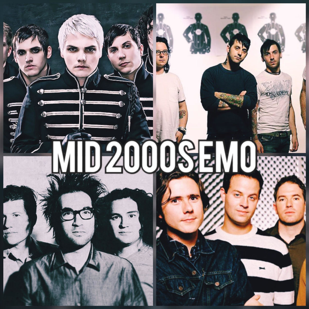 15 Emo Albums From the Mid 2000s That Actually Still Hold Up