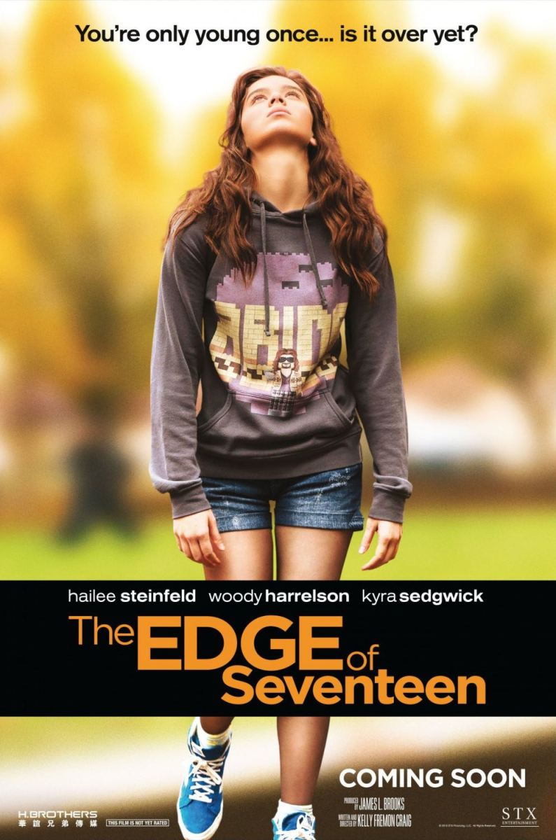 The Edge of Seventeen: Movie Review