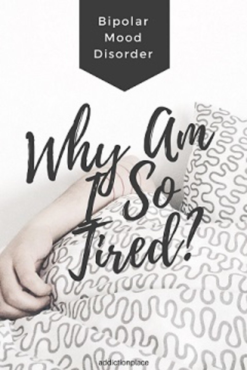 Why Am I So Tired? Bipolar and Fatigue