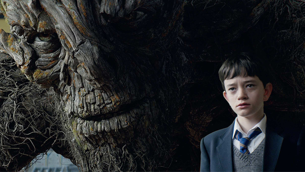 A Monster Calls: A Millennial's Movie Review