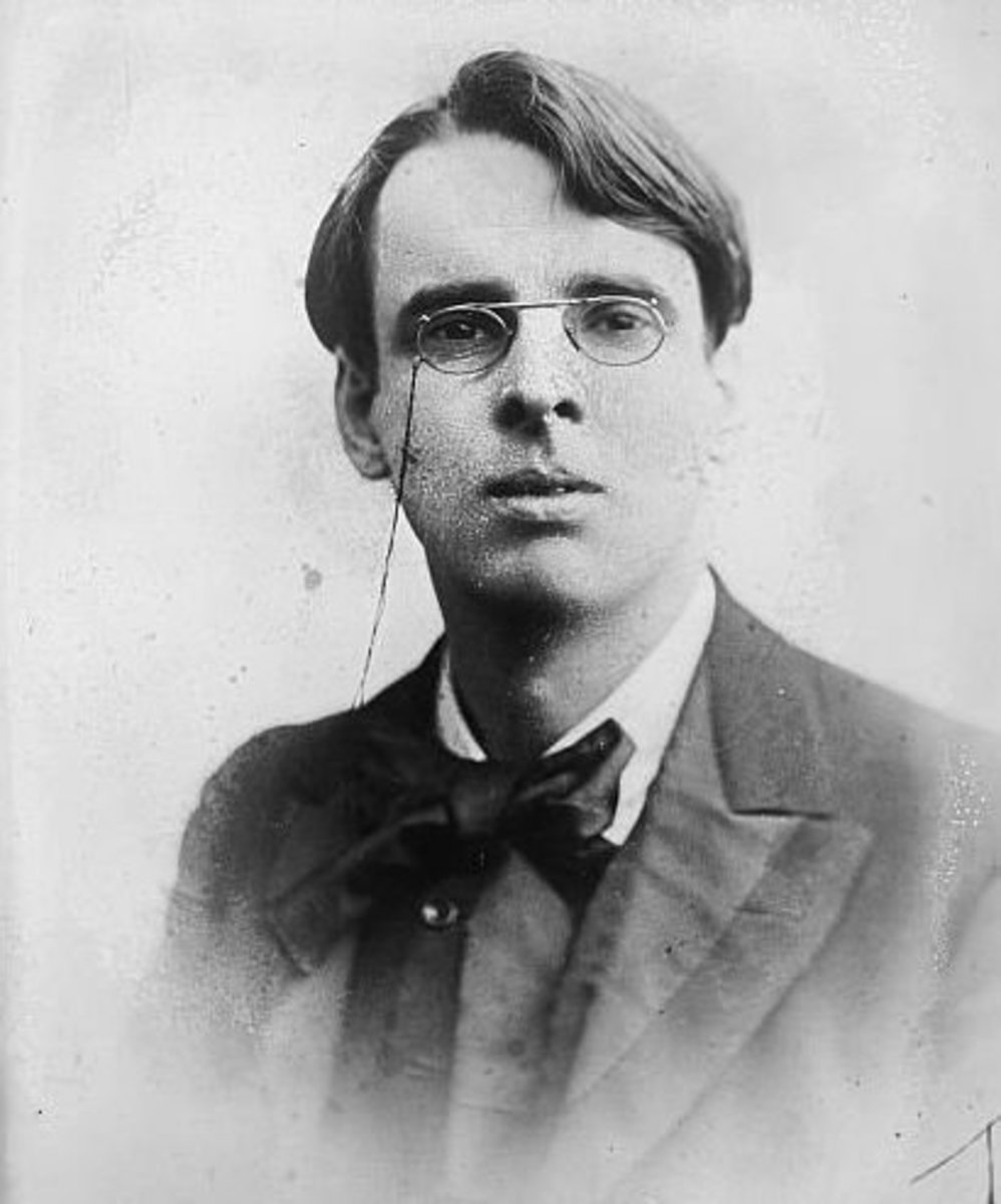 William Butler Yeats 1920