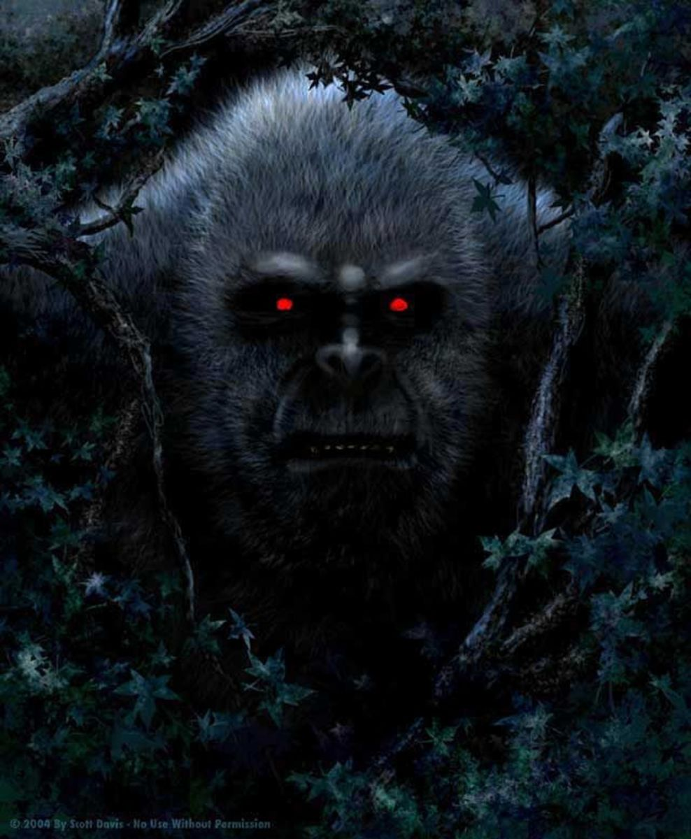 Can Bigfoot emit infrasound?