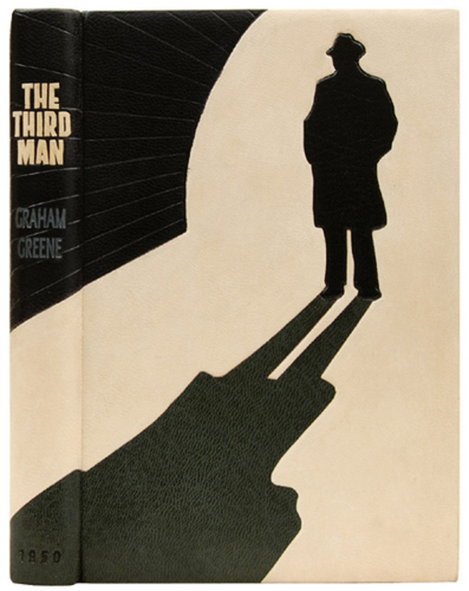 """The Third Man"" Book Cover"
